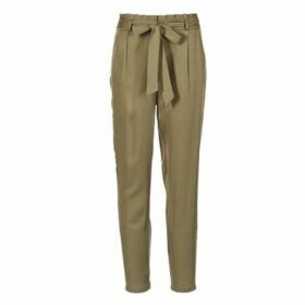 Naf Naf  ERAPER  women's Trousers in Green