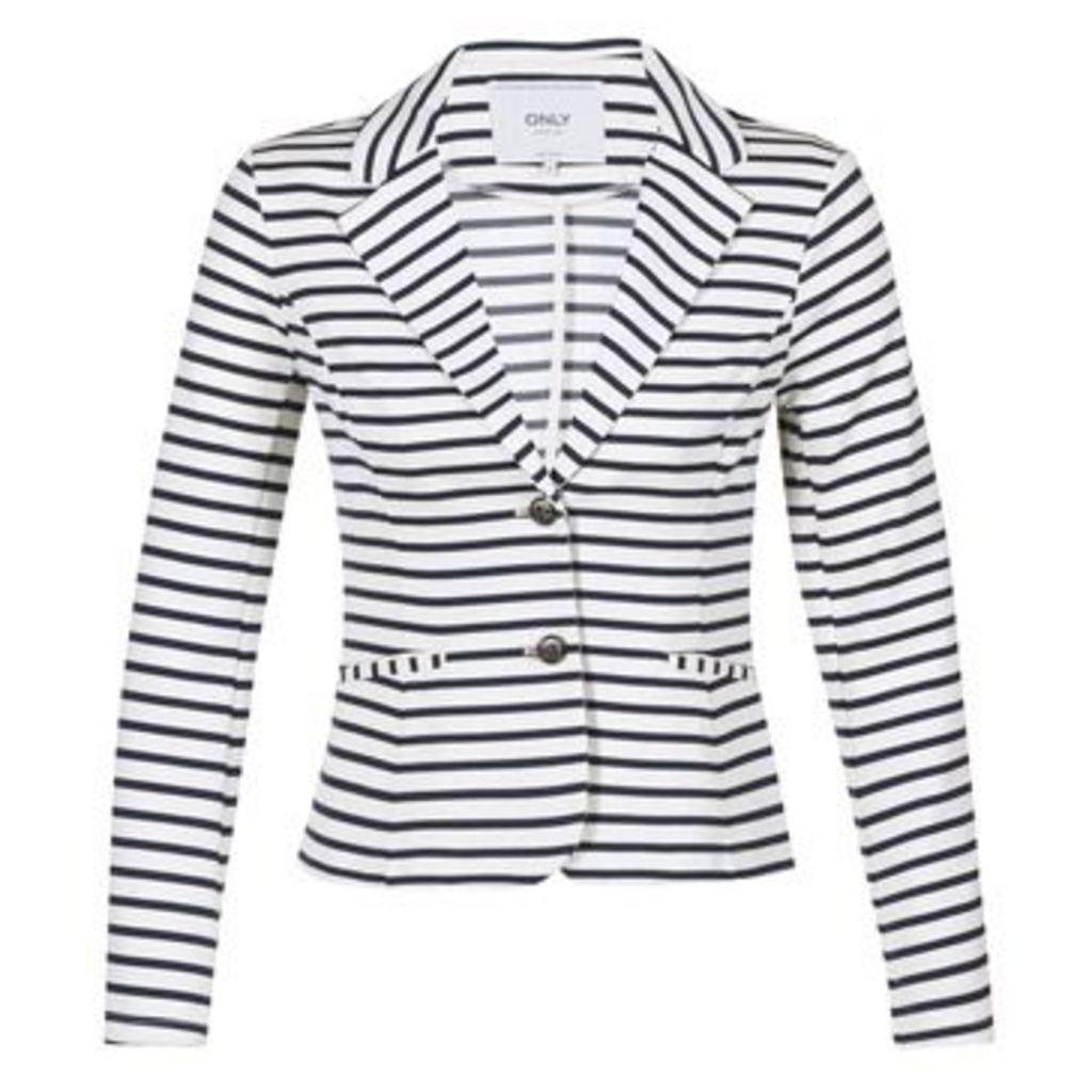 Only  ARIEL  women's Jacket in White