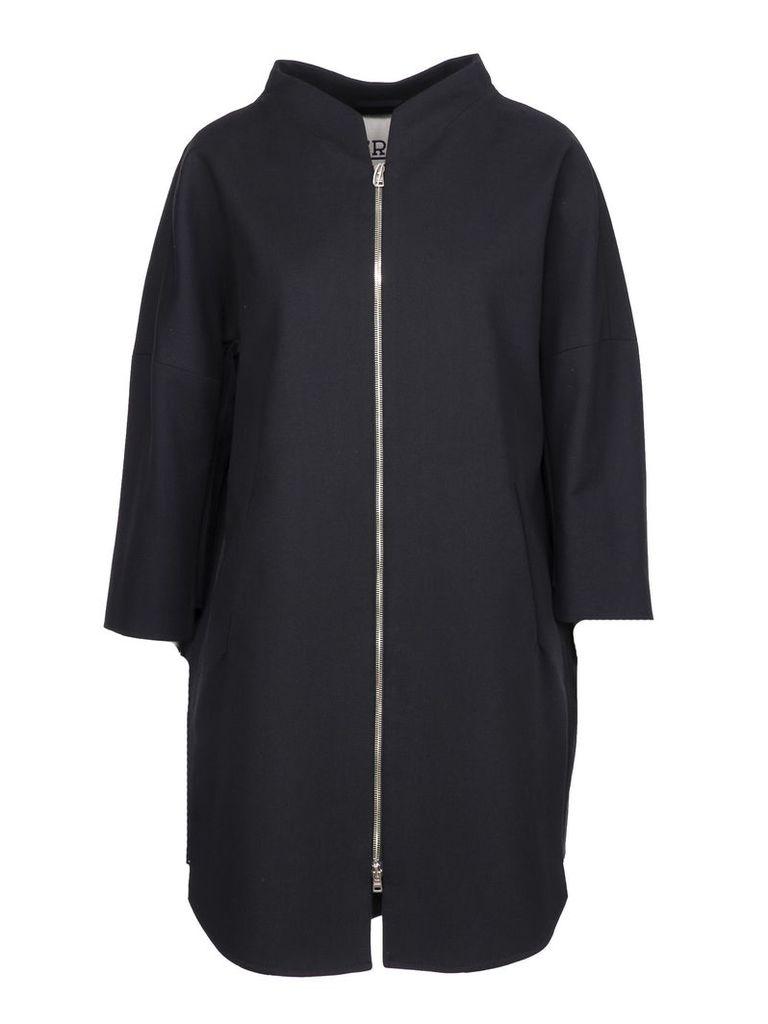 Herno Double Zipped Jacket
