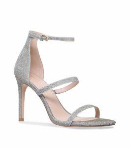 Metallic Park Lane Sandals 75
