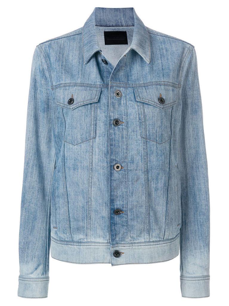 Diesel Black Gold Woset denim jacket - Blue