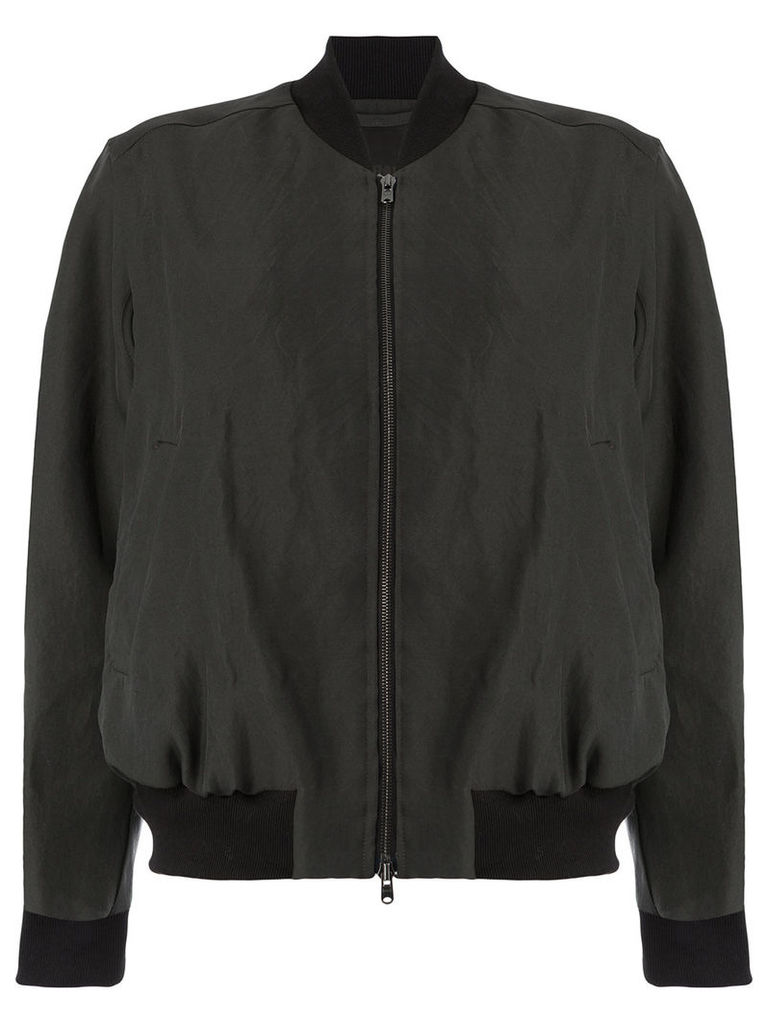 Lost & Found Ria Dunn bomber jacket - Black
