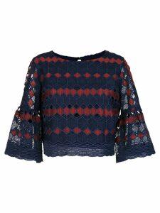 Olympiah Waca Waca blouse - Blue