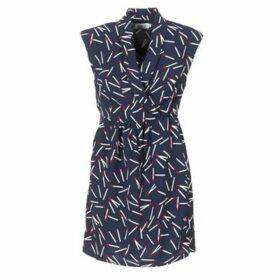 Molly Bracken  BLUNAY  women's Dress in Blue