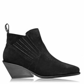 Kenzo Rider Ankle Boots