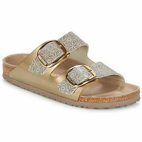 Birkenstock  ARIZONA BIG BUCKLE  women's Mules / Casual Shoes in Gold