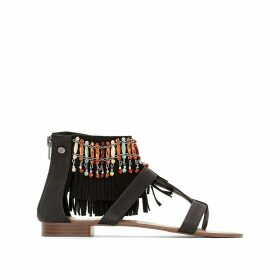 Loisi Fringed Sandals