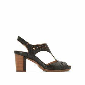 Java Heeled Sandals