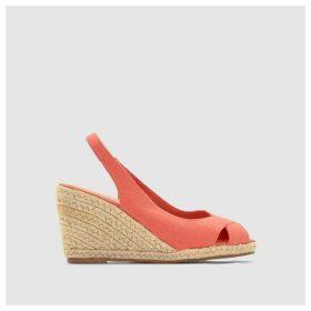Espadrille-style Sandals