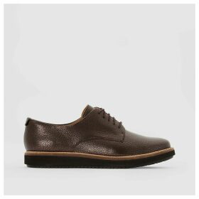 GLICK DARBY Leather Brogues