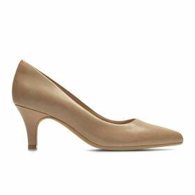 Isidora Faye Leather Heels