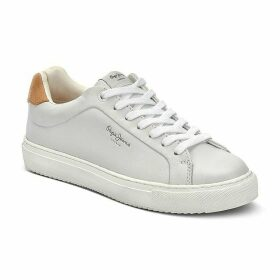 Adams Leather Trainers