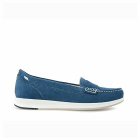 D Avery C Suede Leather Loafers