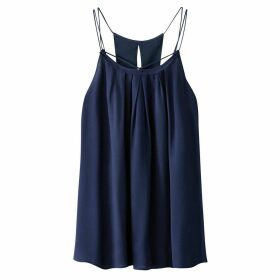 Camisole with Narrow Strap Detail