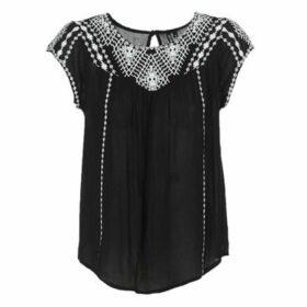 Rip Curl  TALOW BEACH SHIRT  women's Blouse in Black