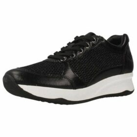 Lumberjack  DOMINO  women's Shoes (Trainers) in Black