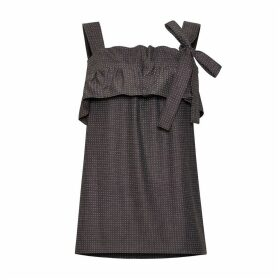 Bo Carter - Lilliana Top Charcoal
