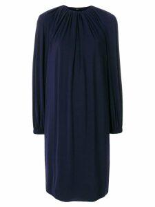 Calvin Klein 205W39nyc ruched shift dress - Black