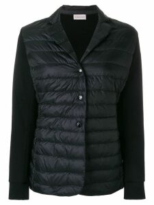 Moncler padded puffer jacket - Black