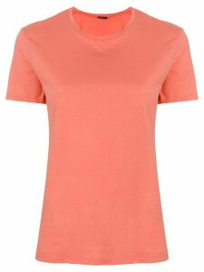 Aspesi round neck T-shirt - PINK