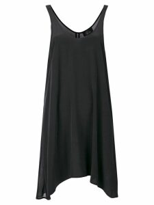 Lost & Found Ria Dunn oversized tank top - Black