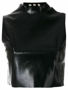 Manokhi Carrie tank top - Black