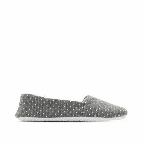 Polka Dot Ballet Pump Slippers
