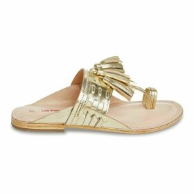 Opium Leather Toe Post Sandals