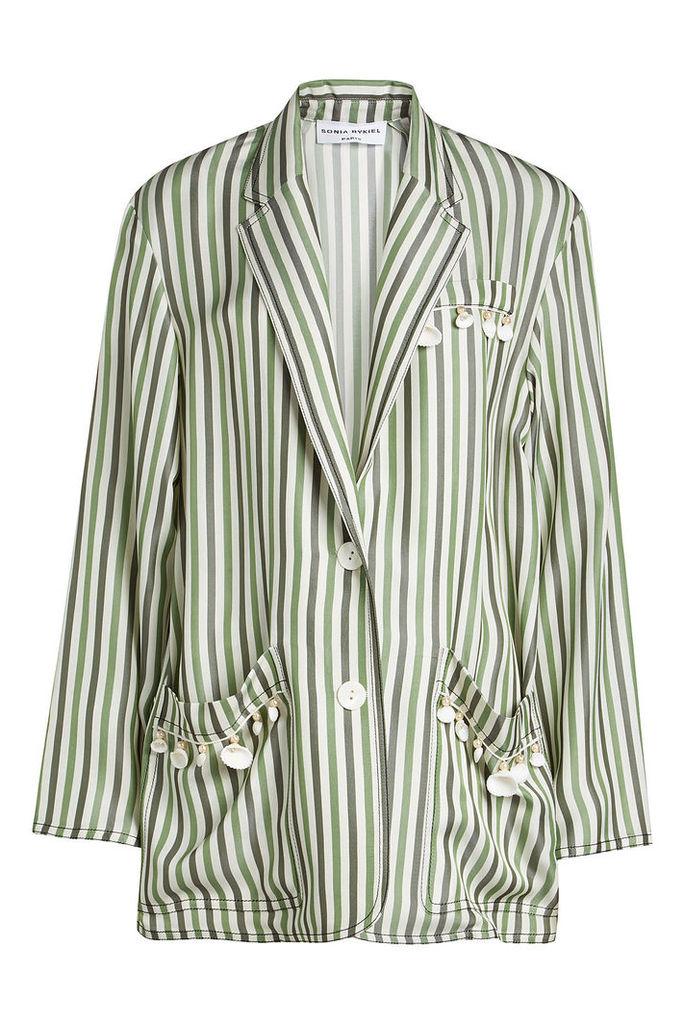 Sonia Rykiel Pyjama Striped Jacket