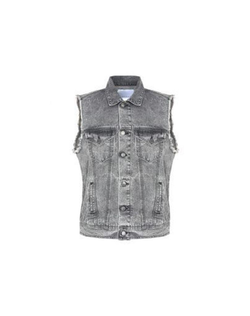 GAëLLE Paris DENIM Denim outerwear Women on YOOX.COM