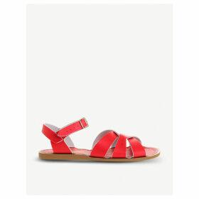 Salt Water leather sandals