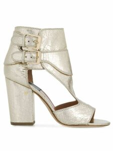 Laurence Dacade Rush buckled sandals - Metallic