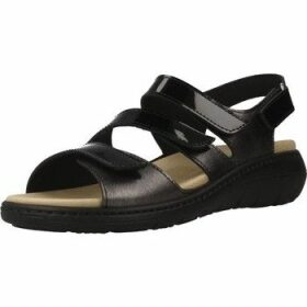 Pinoso's  7574P  women's Sandals in Black