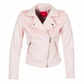 S.Oliver  BUIKO  women's Leather jacket in Pink