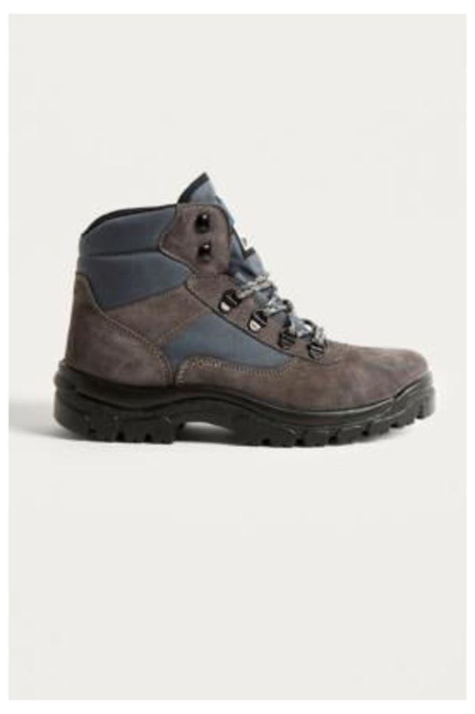 Hiker Boots, blue