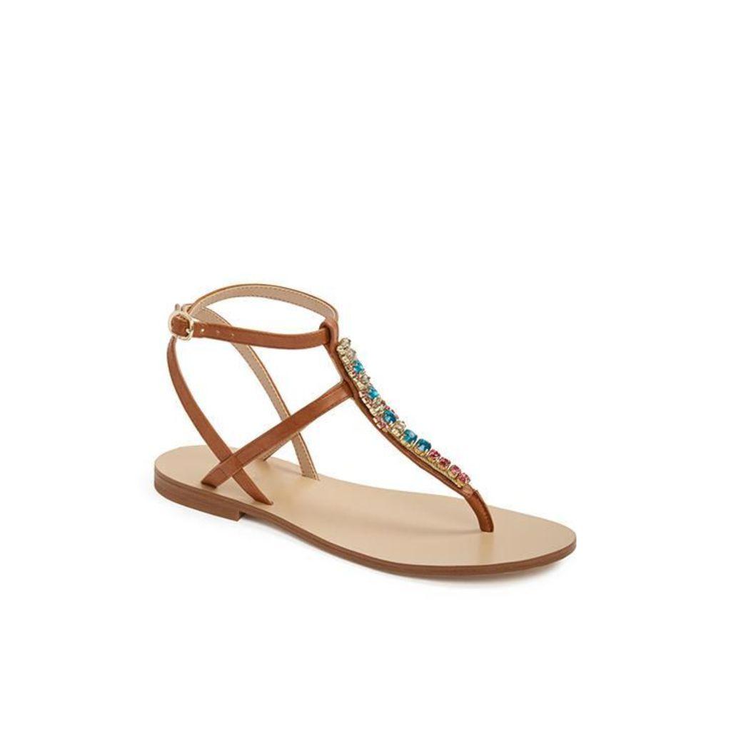 Aldo Whitwell Sandals, Cognac