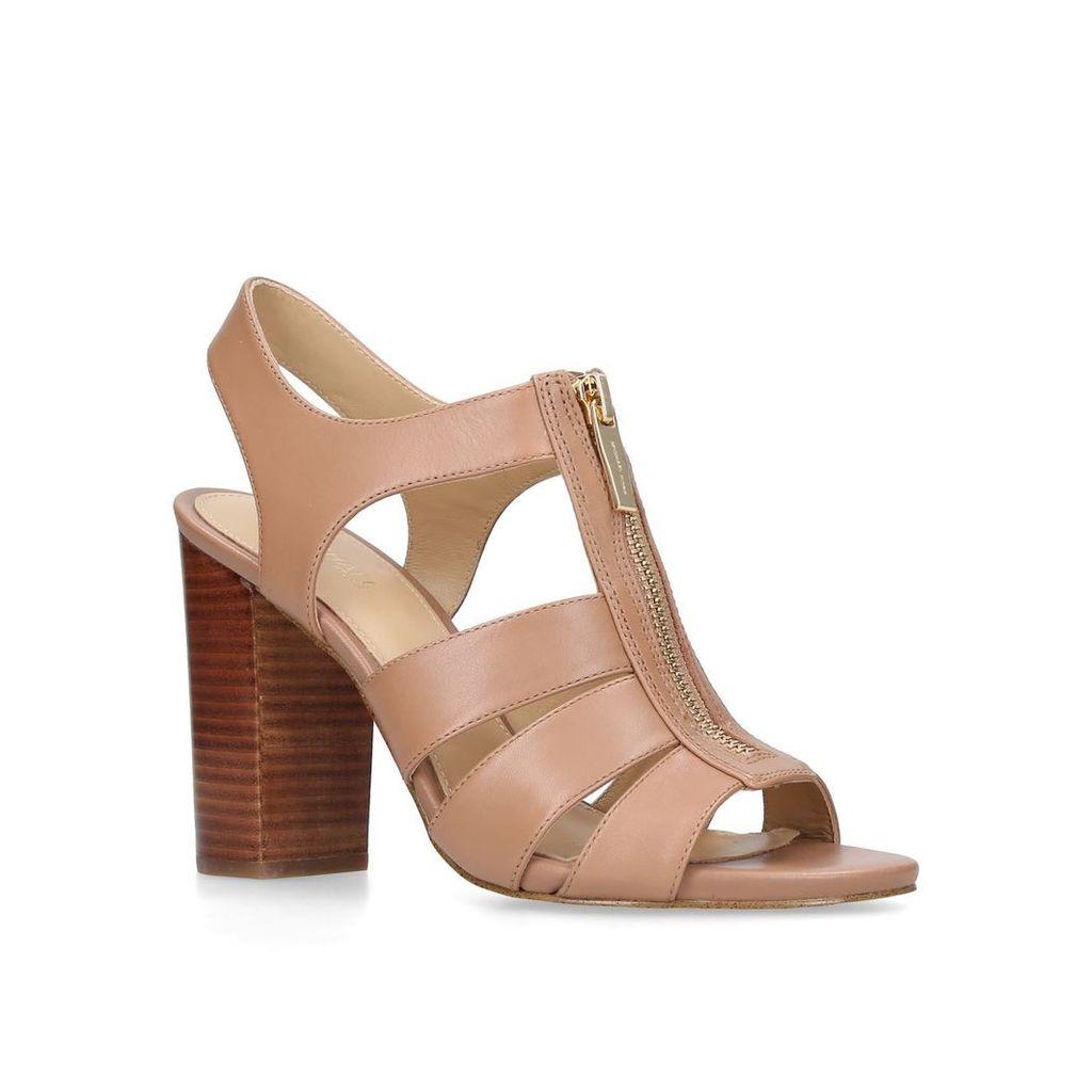 Michael Kors Damita Sandal Sandals, Tan
