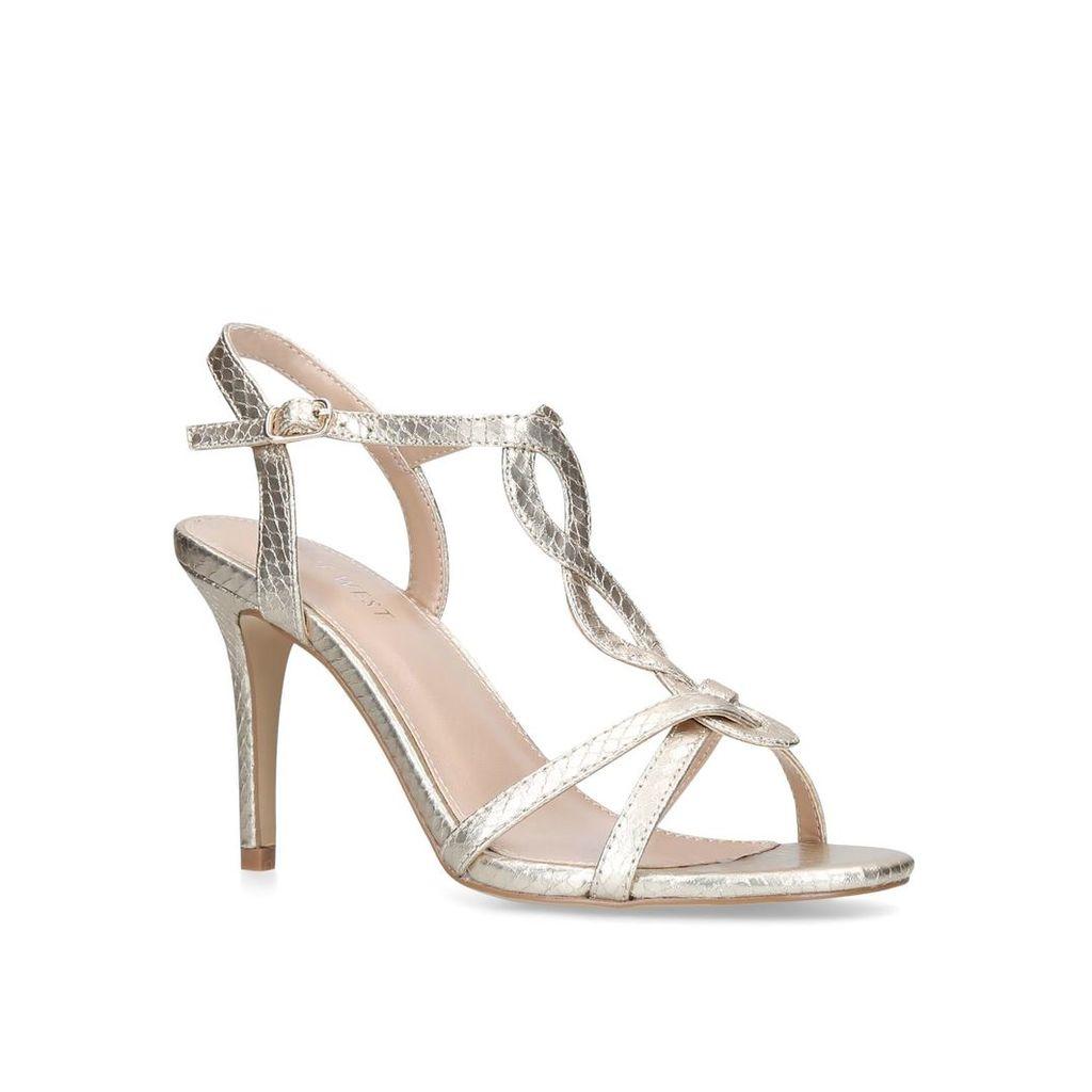 Nine West Demi Sandals, Gold