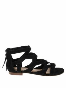 Barrett Suede Sandals