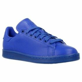 adidas  Stan Smith Adicolor  women's Shoes (Trainers) in Blue
