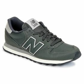 New Balance  GM500  women's Shoes (Trainers) in Green
