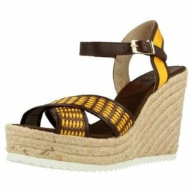 Gioseppo  32140G  women's Espadrilles / Casual Shoes in Yellow