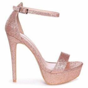 Linzi  ALESHA  women's Sandals in Pink