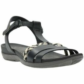 Clarks  Tealite Grace  women's Sandals in Black