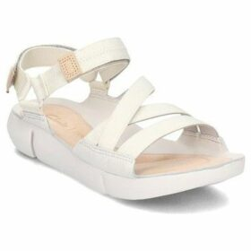 Clarks  26131112  women's Sandals in White