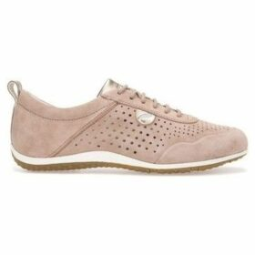 Geox  Vega Antique  women's Casual Shoes in Beige