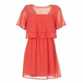 Vero Moda  VMDORA  women's Dress in Red