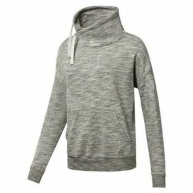 Reebok Sport  EL Marble FT Cowl  women's Sweatshirt in Grey