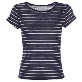 Naf Naf  OFELIA  women's T shirt in Blue