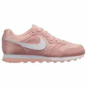 Nike  Women's  MD Runner 2 Shoe 749869  women's Shoes (Trainers) in Pink